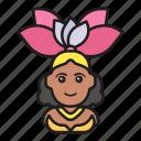 avatar, carnival, celebration, costume, entretaiment, women
