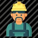 carpenter, carpentry, handyman, lumberjack, woodwork icon