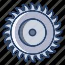 circular, saw