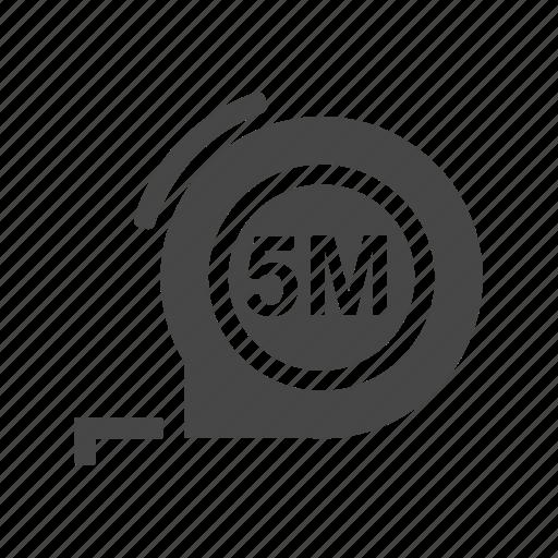 measurement, measuring, measuringtape, tape icon