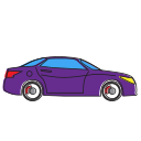 auto, automobile, car, sedan, transport, transportation, vehicle icon