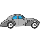 oldcar, auto, car, transport, vehicle icon