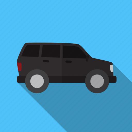 car, suv, transport, transportation icon