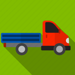 deluivery, transport, transportation, truck icon