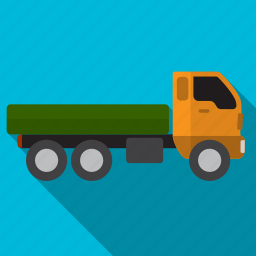 delivery, shipment, truck icon