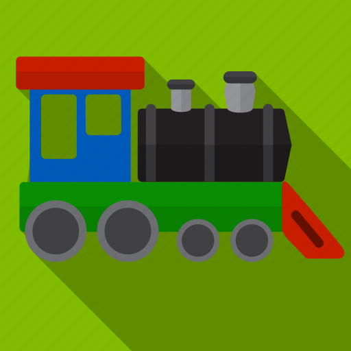 carriage, rail, railway, train, transport icon