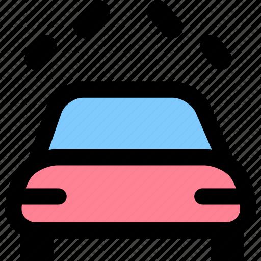 car, clean car icon
