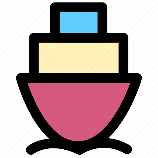 cargo, delivery, goods, shipping icon