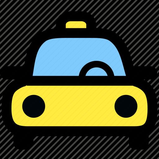 auto, car, taxi, transport, transportation, travel, vehicle icon