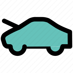 car, hood, transport, transportation icon