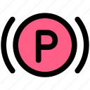 car parking, carparking, p parking, parking icon