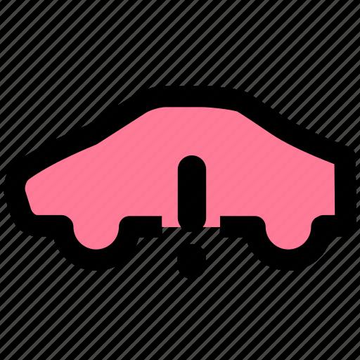 alert, car, danger, warning icon