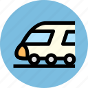 journey, tour, tourism, train, travel, trip icon