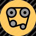 auto, engine, motor, vehicle icon