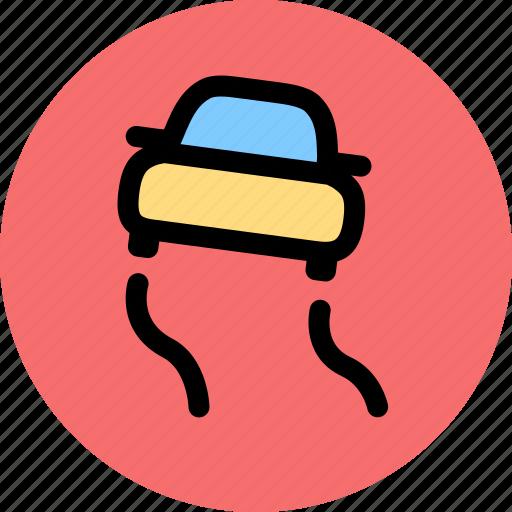 car, esp, vehicle icon