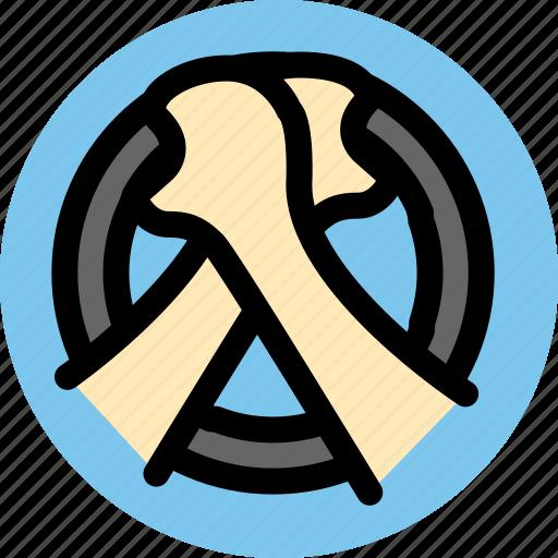steering, steering wheel, wheel icon