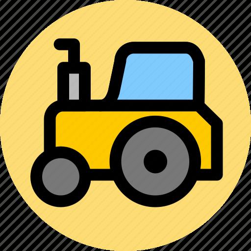 farm, farming, tractor icon