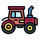 car, tractor, transportation, vehicle