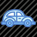 automobile, beetle, car, volkswagen icon
