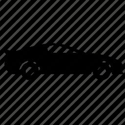 auto, car, city, race icon