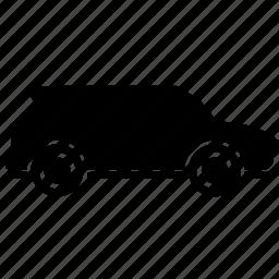 auto, car, city, format, mini icon