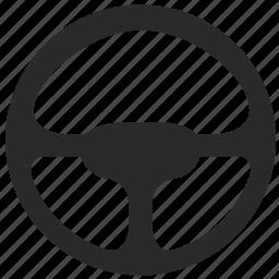 auto, automobile, car, drive, racing, wheel icon