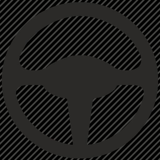 auto, automobile, car, drive, jaguar, wheel icon