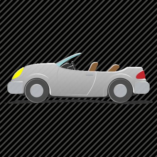 auto, automobile, cabriolet, car, convertible, engine, single icon