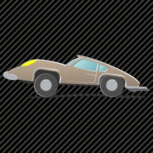 car, fun, funny, hardtop, retro, sport, toy icon