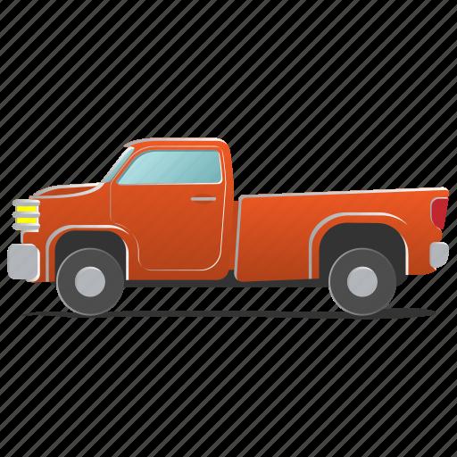 Auto, automobile, element, engine, pickup, single, wagon icon - Download on Iconfinder