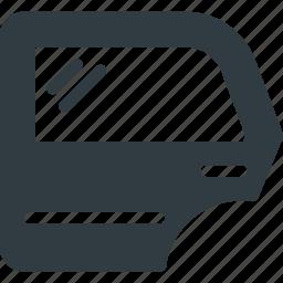 back, car, component, door icon