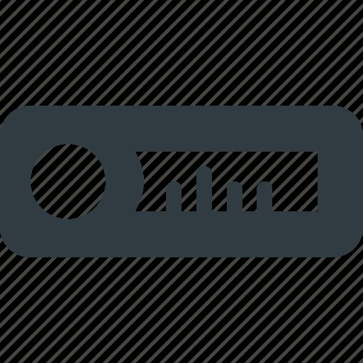 accessories, car, component, radio icon