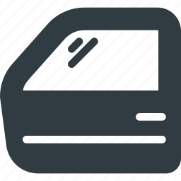 accessories, car, component, door, front icon