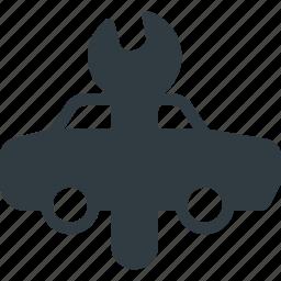 auto, car, repair, service icon