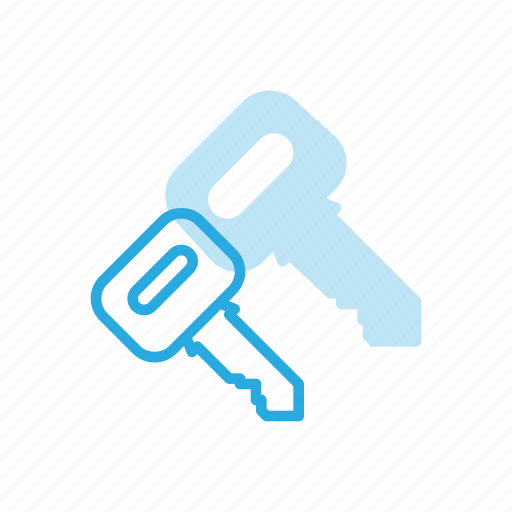 accessories, car, carkey, component, key icon