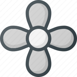 air, car, component, cooler, fan icon