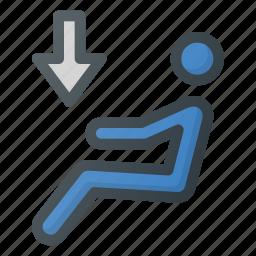 accessories, air, arc, car, conditioner, dashboard, foot icon