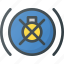 aut, car, dashboard, information, light, no, sidelight icon