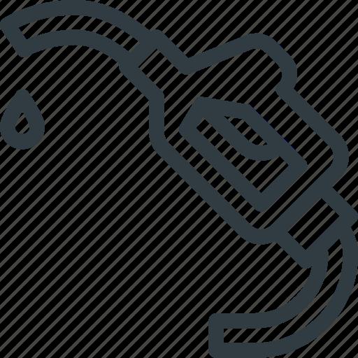 car, fuel, gas, head, station icon