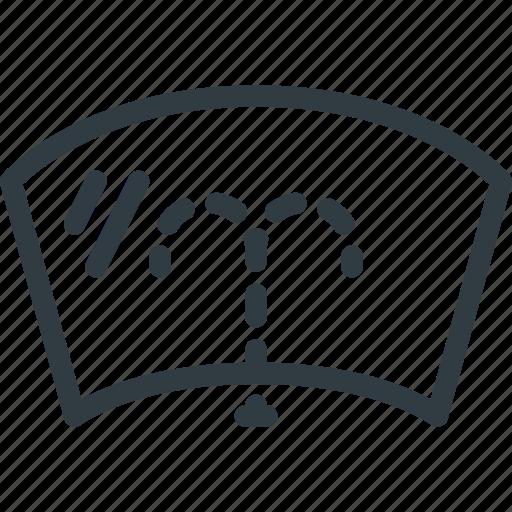 car, clean, cleaner, liquid, wash, window, windscreen icon