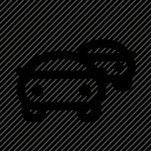 car insurance, cars, journey, road, traffic, traffic jam, traffic lane icon