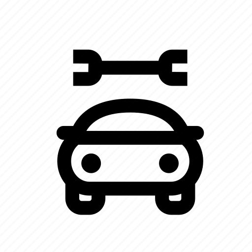 car insurance, car repair, car service, repair, repair service, repair shop, vehicle icon