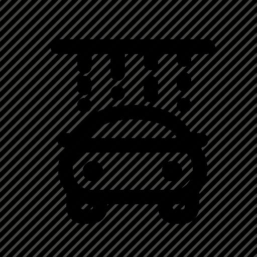 car wash, car wash service, carwash, clean car, journey, vehicle, wash car icon