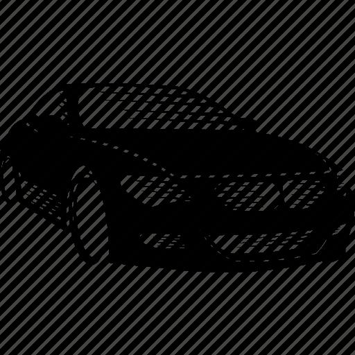 car, modern, sport, transportation, travel icon