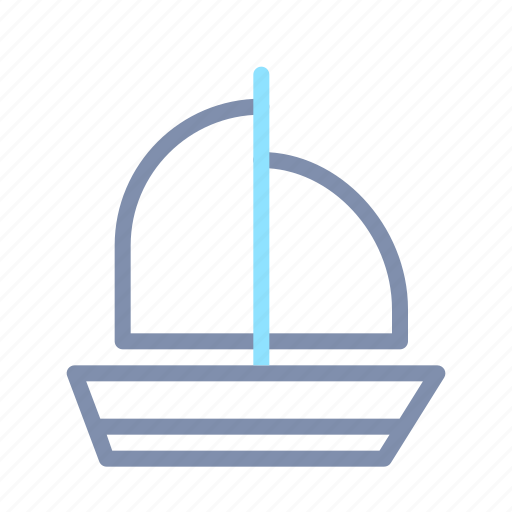 boat, sea, ship, transport, transportation icon