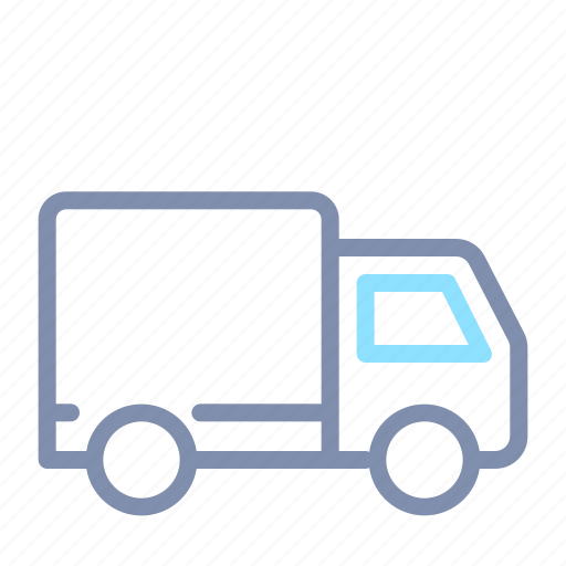 Box, car, road, transport, transportation, truck, vehicle icon - Download on Iconfinder