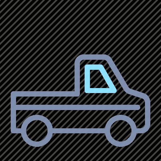 Car, pickup, road, transport, transportation, truck, vehicle icon - Download on Iconfinder