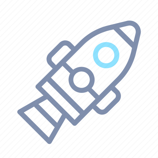 aerospace, outerspace, rocket, spacecraft, spaceship, transport, transportation icon