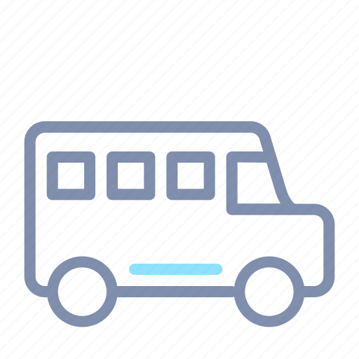Bus, car, road, school, transport, transportation, vehicle icon - Download on Iconfinder