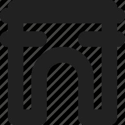 arc, de, triomphe icon